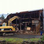 解体工事業の問い合わせ・依頼が増えています。